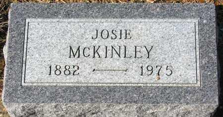 MCKINLEY SMITH, JOSIE PEARL - Dakota County, Nebraska | JOSIE PEARL MCKINLEY SMITH - Nebraska Gravestone Photos