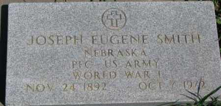 SMITH, JOSEPH EUGENE - Dakota County, Nebraska | JOSEPH EUGENE SMITH - Nebraska Gravestone Photos