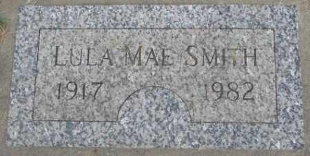 SMITH, LULA MAE - Dakota County, Nebraska | LULA MAE SMITH - Nebraska Gravestone Photos