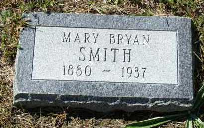 SMITH, MARY - Dakota County, Nebraska   MARY SMITH - Nebraska Gravestone Photos