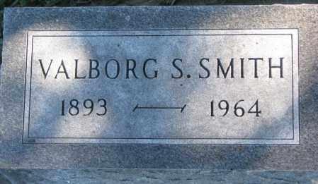 SMITH, VALBORG S. - Dakota County, Nebraska | VALBORG S. SMITH - Nebraska Gravestone Photos