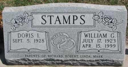 STAMPS, WILLIAM G. - Dakota County, Nebraska | WILLIAM G. STAMPS - Nebraska Gravestone Photos
