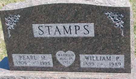 STAMPS, PEARL M. - Dakota County, Nebraska   PEARL M. STAMPS - Nebraska Gravestone Photos