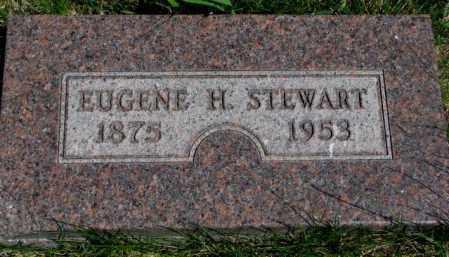 STEWART, EUGENE H. - Dakota County, Nebraska   EUGENE H. STEWART - Nebraska Gravestone Photos