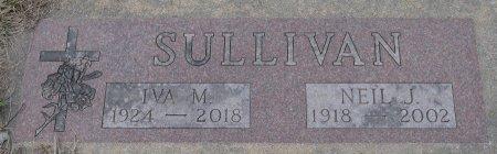 SULLIVAN, NEIL J. - Dakota County, Nebraska | NEIL J. SULLIVAN - Nebraska Gravestone Photos