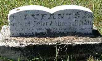 SULLIVAN, INFANT SONS - Dakota County, Nebraska | INFANT SONS SULLIVAN - Nebraska Gravestone Photos