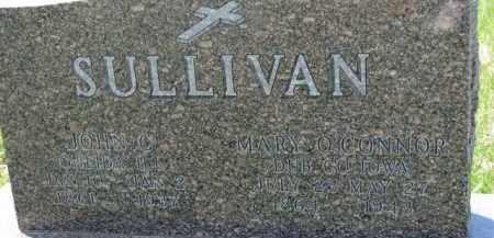 SULLIVAN, MARY - Dakota County, Nebraska | MARY SULLIVAN - Nebraska Gravestone Photos