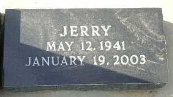 SULLIVAN, JERRY - Dakota County, Nebraska | JERRY SULLIVAN - Nebraska Gravestone Photos