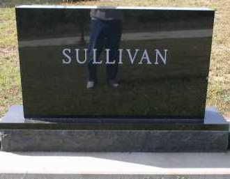 SULLIVAN, PLOT - Dakota County, Nebraska | PLOT SULLIVAN - Nebraska Gravestone Photos