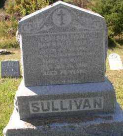 SULLIVAN, CATHERINE - Dakota County, Nebraska | CATHERINE SULLIVAN - Nebraska Gravestone Photos