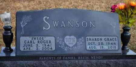 SWANSON, SHARON GRACE - Dakota County, Nebraska | SHARON GRACE SWANSON - Nebraska Gravestone Photos