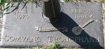 THONGPHANH, SOMVANG - Dakota County, Nebraska | SOMVANG THONGPHANH - Nebraska Gravestone Photos