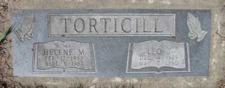 TORTICILL, LEO WILLIAM - Dakota County, Nebraska | LEO WILLIAM TORTICILL - Nebraska Gravestone Photos