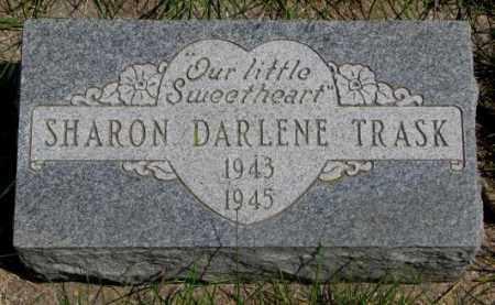 TRASK, SHARON DARLENE - Dakota County, Nebraska | SHARON DARLENE TRASK - Nebraska Gravestone Photos