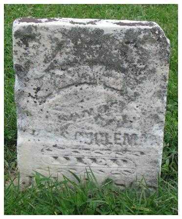 UNKNOWN, IRA J. - Dakota County, Nebraska | IRA J. UNKNOWN - Nebraska Gravestone Photos