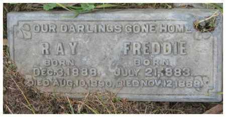 UNKNOWN, FREDDIE - Dakota County, Nebraska | FREDDIE UNKNOWN - Nebraska Gravestone Photos