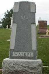 WATERS, PLOT - Dakota County, Nebraska | PLOT WATERS - Nebraska Gravestone Photos