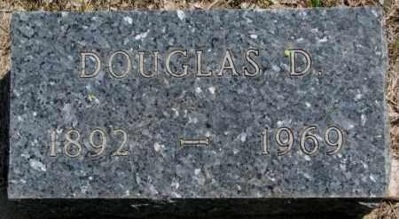 WHITCOMB, DOUGLAS D. - Dakota County, Nebraska   DOUGLAS D. WHITCOMB - Nebraska Gravestone Photos