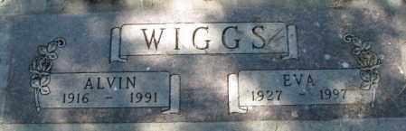 WIGGS, ALVIN - Dakota County, Nebraska | ALVIN WIGGS - Nebraska Gravestone Photos