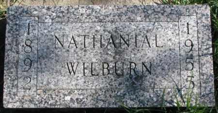 WILBURN, NATHANIAL - Dakota County, Nebraska | NATHANIAL WILBURN - Nebraska Gravestone Photos