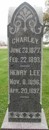 WILSON, CHARLEY - Dakota County, Nebraska | CHARLEY WILSON - Nebraska Gravestone Photos