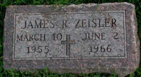 ZEISLER, JAMES R. - Dakota County, Nebraska | JAMES R. ZEISLER - Nebraska Gravestone Photos