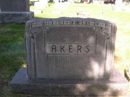 AKERS, FAMILY - Dawes County, Nebraska | FAMILY AKERS - Nebraska Gravestone Photos