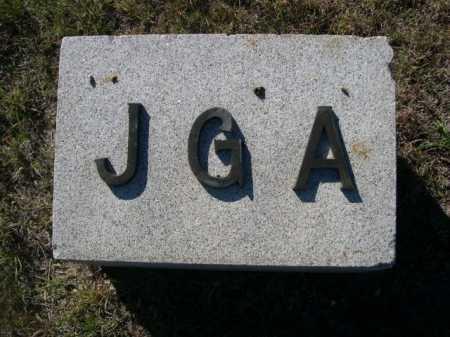 AKES, J.G. - Dawes County, Nebraska | J.G. AKES - Nebraska Gravestone Photos