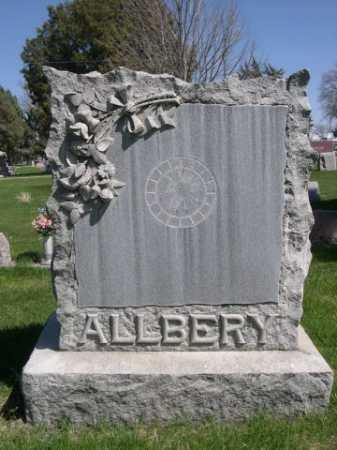 ALLBERY, FAMILY - Dawes County, Nebraska | FAMILY ALLBERY - Nebraska Gravestone Photos