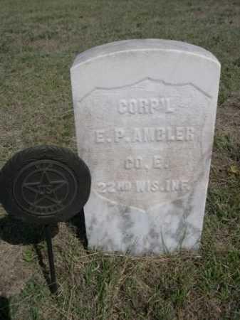 AMBLER, E.P. - Dawes County, Nebraska | E.P. AMBLER - Nebraska Gravestone Photos