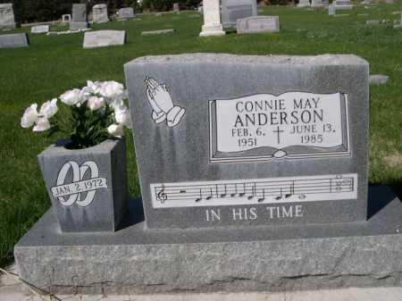 ANDERSON, CONNIE MAY - Dawes County, Nebraska | CONNIE MAY ANDERSON - Nebraska Gravestone Photos