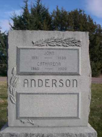 ANDERSON, JOHN - Dawes County, Nebraska | JOHN ANDERSON - Nebraska Gravestone Photos