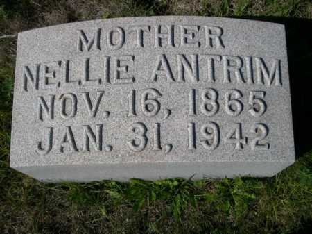 ANTRIM, NELLIE - Dawes County, Nebraska | NELLIE ANTRIM - Nebraska Gravestone Photos