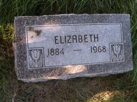 ASCHWEGE, ELIZABETH - Dawes County, Nebraska | ELIZABETH ASCHWEGE - Nebraska Gravestone Photos