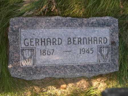 ASCHWEGE, GERHARD BERNHARD - Dawes County, Nebraska | GERHARD BERNHARD ASCHWEGE - Nebraska Gravestone Photos