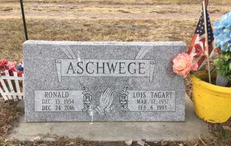 TAGART ASCHWEGE, LOIS - Dawes County, Nebraska | LOIS TAGART ASCHWEGE - Nebraska Gravestone Photos