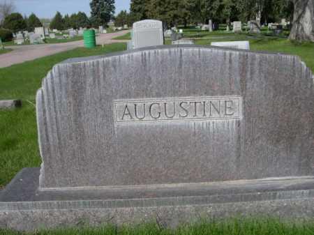 AUGUSTINE, FAMILY - Dawes County, Nebraska | FAMILY AUGUSTINE - Nebraska Gravestone Photos
