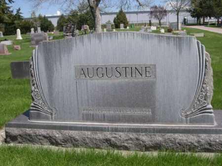 AUGUSTINE, FAMILY - Dawes County, Nebraska   FAMILY AUGUSTINE - Nebraska Gravestone Photos