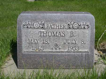 AUGUSTINE, THOMAS B. - Dawes County, Nebraska | THOMAS B. AUGUSTINE - Nebraska Gravestone Photos