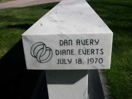 AVERY, DAN - Dawes County, Nebraska | DAN AVERY - Nebraska Gravestone Photos
