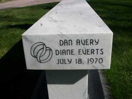 AVERY, DAN - Dawes County, Nebraska | DAN AVERY - Nebraska Gravestone Photos