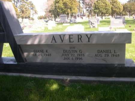 AVERY, DUSTIN G. - Dawes County, Nebraska | DUSTIN G. AVERY - Nebraska Gravestone Photos