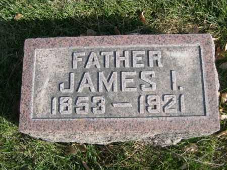 BALL, JAMES I. - Dawes County, Nebraska | JAMES I. BALL - Nebraska Gravestone Photos
