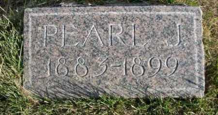 BALL, PEARL J. - Dawes County, Nebraska   PEARL J. BALL - Nebraska Gravestone Photos