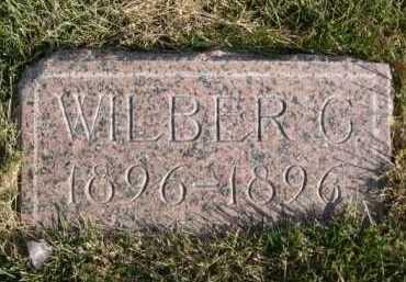 BALL, WILBER G. - Dawes County, Nebraska | WILBER G. BALL - Nebraska Gravestone Photos