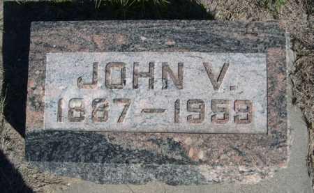 BANNAN, JOHN V. - Dawes County, Nebraska   JOHN V. BANNAN - Nebraska Gravestone Photos