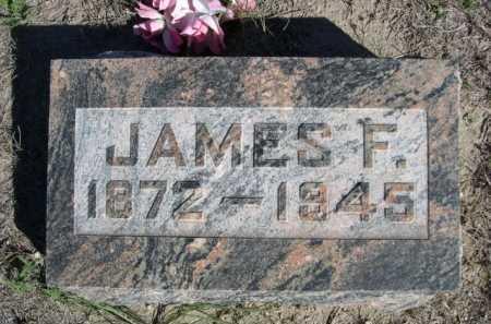 BANNAN, JAMES F. - Dawes County, Nebraska | JAMES F. BANNAN - Nebraska Gravestone Photos