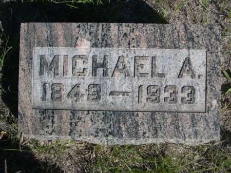 BANNAN, MICHAEL A. - Dawes County, Nebraska | MICHAEL A. BANNAN - Nebraska Gravestone Photos