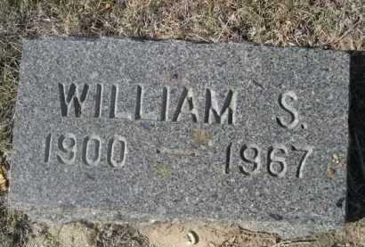 BARNGROVER, WILLIAM S. - Dawes County, Nebraska | WILLIAM S. BARNGROVER - Nebraska Gravestone Photos