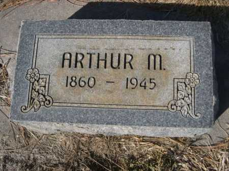 BARTLETT, ARTHUR M. - Dawes County, Nebraska   ARTHUR M. BARTLETT - Nebraska Gravestone Photos
